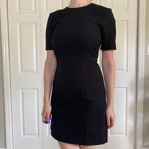 H&M dress, black, size US 6